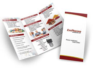 One Stop Print Shop - Full Colour Flyers and Brochures.