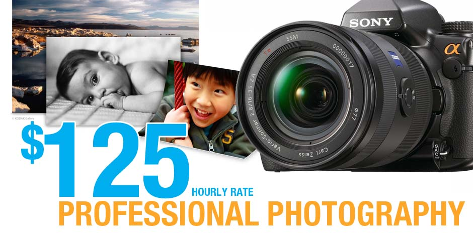 Mississauga and Toronto Photography Services
