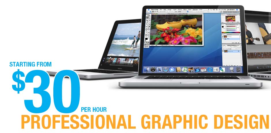 Mississauga and Toronto Professional Graphic Design